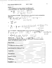 final exam preperation math128 fall06 Greshenko