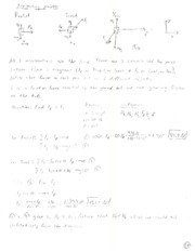 Physics 151 Notes 10-11-12