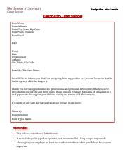 Resignation-Letter-Sample