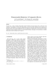 dimensionality_reduction_a_comparative_review