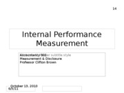 14_Internal_Performance_Measurement