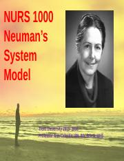 Week 3 Neumans System Model- STUDENTS fall 2015.pptx