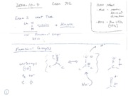 2014-10-07 CHEM 322 Lecture Notes