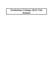 Predictions-K-7WK