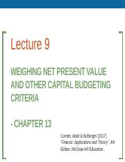 Lecture 9 (Capital Budgeting).pptx