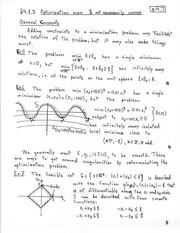 PHYS 142 Optimization Over Sine Wave Curves Notes