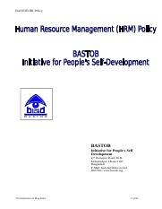 BASTOB HR policy Final Amended-Aug 2012.doc