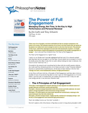 75 - The_Power_of_Full_Engagement