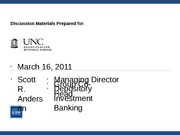 march 16- anderson- bank M&a transactions