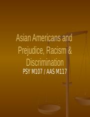 L9 AA racism discrimination and prejudice revised