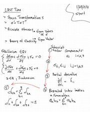 Advanced Mechanics of Materials - Theory of Elasticity