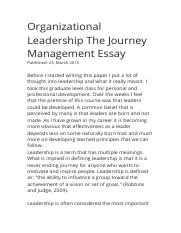Example 6_Organisation leadership.docx