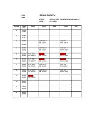 PROFESSOR'S TIMETABLE -  FALL 2017(1).doc