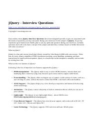 jQuery Interview Questions.html