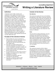 Write Online  Lab Report Writing Guide   Parts of a Lab Report Evanhoe Help Desk