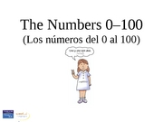 Capítulo A Preliminar Vocabulario 8 - The numbers 0-100 & un, una
