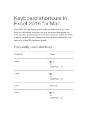 Keyboard shortcuts in Excel 2016 for Mac.pdf