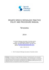 Private_SP_Pract_Policy_Procedure_Manual-Templates2014-6