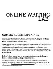 Comma Rules Explained.pdf