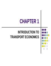 CHAPTER 1-Introduction tpt eco