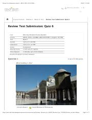 Review Test Submission: Quiz 6 – ARCH-10011-001-201780: ....pdf