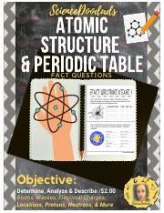 1 - 8.5ABC - Atomic Structure & Periodic Table.pdf