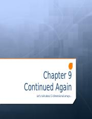 Chapter9ContinuedAgain