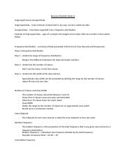 Business Statistics Notes 2