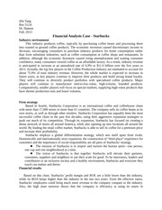 Financial Analysis Case