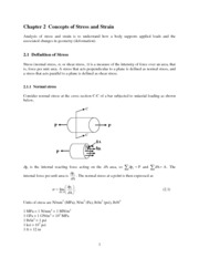 Course Notes - Chapter 2