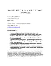 PUBLIC_SECTOR_LABOR_RELATIONS