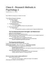 Class 6 - Research Methods in Psychology 2.docx