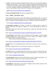 Week 8 hsm 260 foundation paper