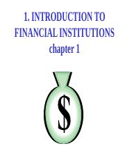INTRODUCTION+TO+FINANCIAL+INSTITUTIONS