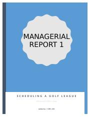 Managerial Report 1.docx