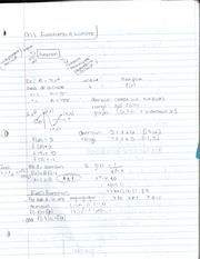 MAT 146 Functions and Limits Notes