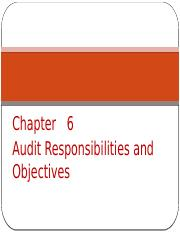 Auditing 1-Dr mehanna-ch06.pptx