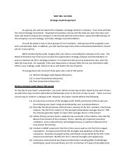 Strategic audit assignment (2).pdf