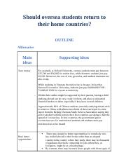 DEBATE- Should oversea students return to their home countries.docx