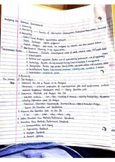 Environmental Factor  Class Note