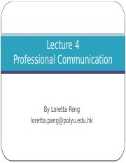 Lecture 4_Professional Communication.pptx