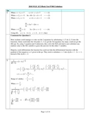 2010_H2_Math_Block_Test_Solution