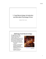 1 Food Bacteriology Introduction Microbal Phys Review.pptx(1)