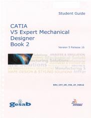 CATIA-V5 - INDEX 1 Intoduction 1 1 Solid Modeling 1 2 Importance Of