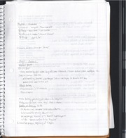 Virgil's Aneid Notes