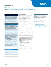 WC230-Spare-Parts-Management-and-Inventory-Control
