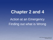 CH02-4 Action at an Emergency and Find Out Whats Wrong(1)