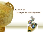 chap 10 supply_chain_management