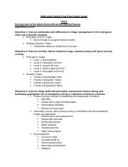 Adult 2 - Final Exam Study Guide.docx