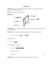 Incropera Solution Manual - Fundamentals Of Heat And Mass Transfer
